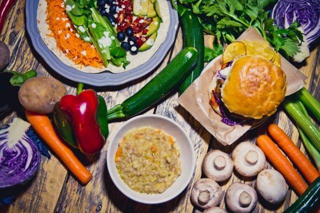 burger vegano roma san lorenzo hamburgeseria