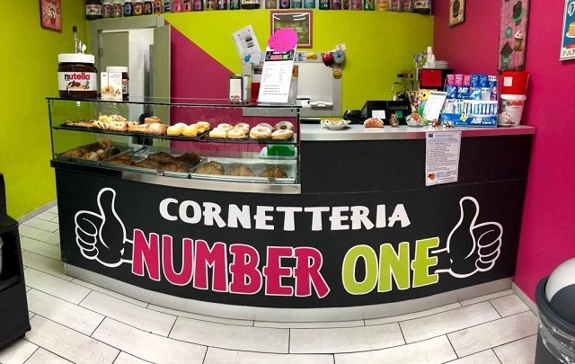 cornetteria number one pescara