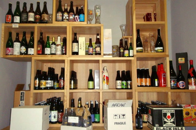 beer shop roma