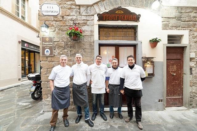 trattoria coco lezzone esercizi storici fiorentini