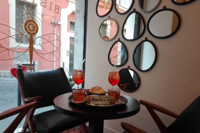 bar monti caffè aperitivo elegante migliori caffè di roma