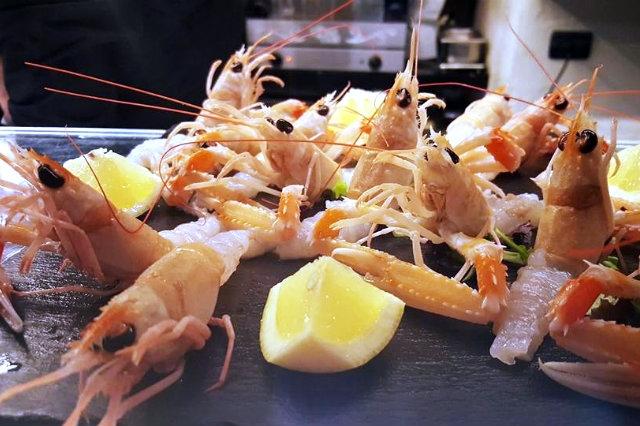 aperitivo pesce crudo veneto