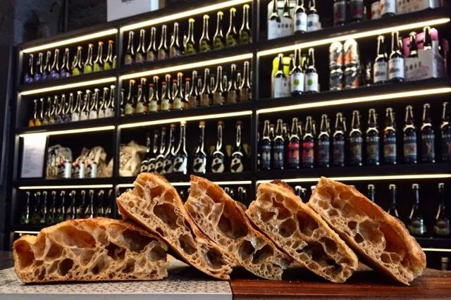 osteria di birra del borgo roma birra aperitivo birra artigianale pizza a taglio roma prati