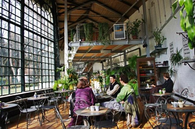 I pi bei giardini nei ristoranti di venezia - Ristorante con tavoli all aperto roma ...
