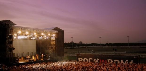 rock in roma capannelle