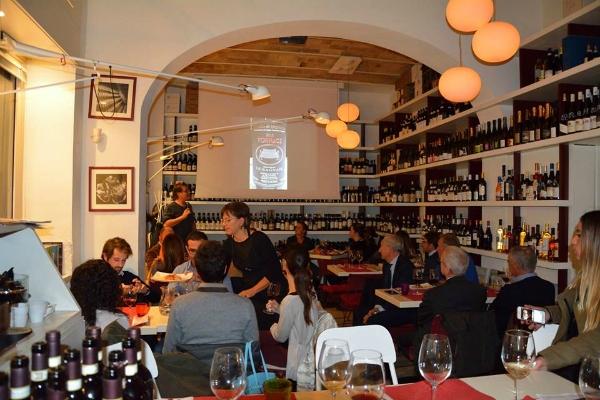 bibenda wine concept celio colosseo roma università del vino associazione italiana sommelier corsi grazia trischitta degustazioni menù classifica migliori 10 enoteche con cucina di roma