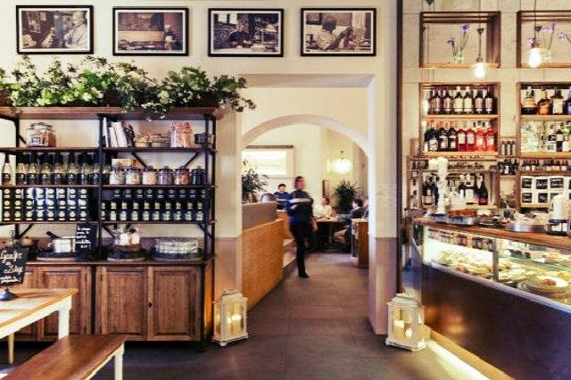 caffetteria dei musei a roma, vivi bistrot, palazzo braschi