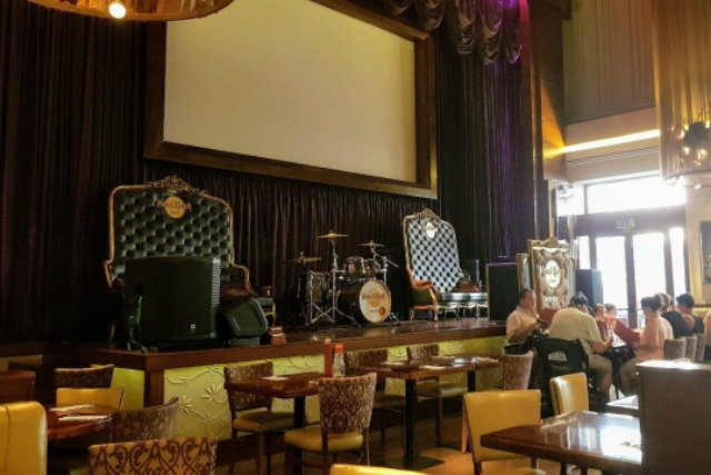 hard rock cafe firenze