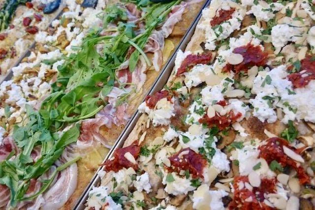 cosa mangiare a roma d'estate pizza