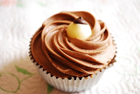muffin nocciola