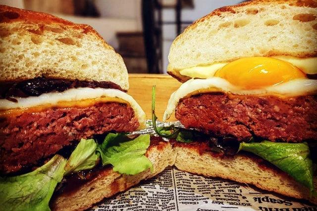 burger bistrot roma