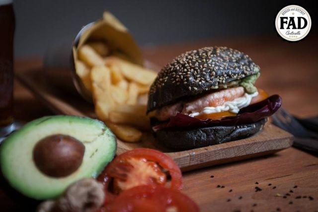 burger vegani fad burger