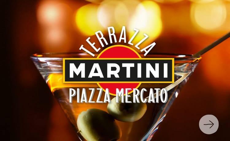 martini piazza mercato