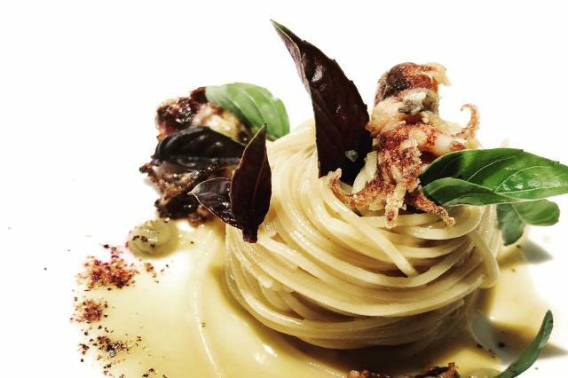 pascucci al porticciolo gianfranco pascucci migliori ristoranti di pesce fiumicino roma litorale romano gourmet stella michelin spaghetti
