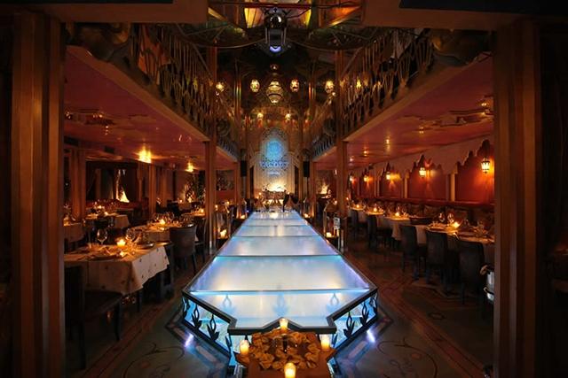 riad yacout ristorante marocchino milano
