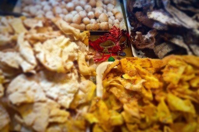dolci di carnevale roma fortunato