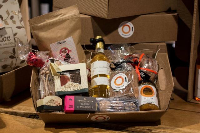 pacco prodotti