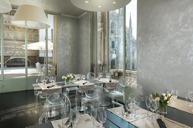 duomo21 ristorante vista duomo milano