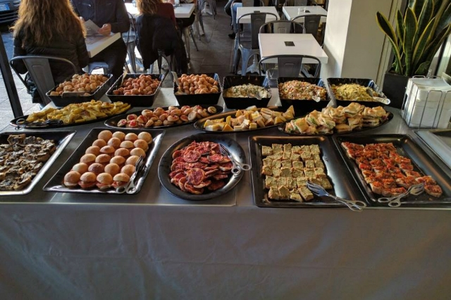 tiki bar eur aperitivo buffet cena migliori ristoranti eur roma