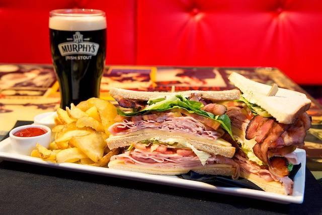 rock'n'roll sandwich milano