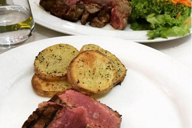 ristorante benedicta bistecca fiorentina