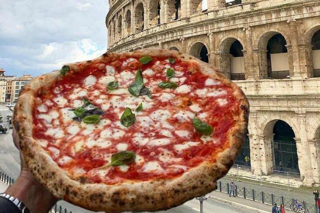 gino sorbillo pizzeria lievito madre roma nuove aperture inverno 2019 ristoranti pizzeria