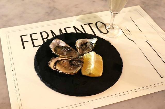 fermento prati fausto milillo intervista team roma ristorante bistrot crudi di pesce ostriche champagne
