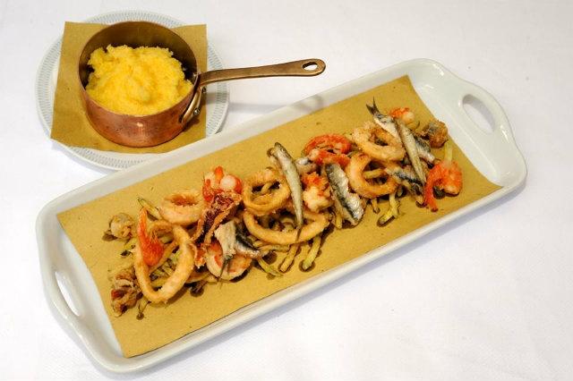 frittura di pesce venezia