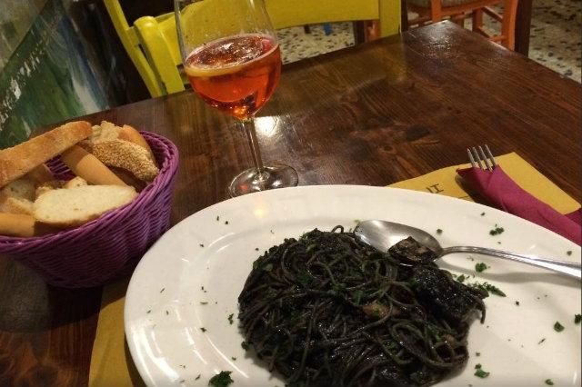 40 ladroni osterie cucina casalinga a venezia
