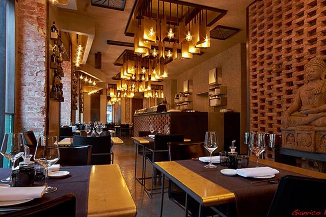 iyo ristoranti romantici milano