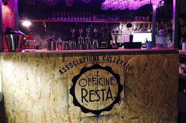 le officine resta karaoke a roma migliori locali giovedì portuense pizza cocktail bar fino a tardi canto movida divertimento a roma
