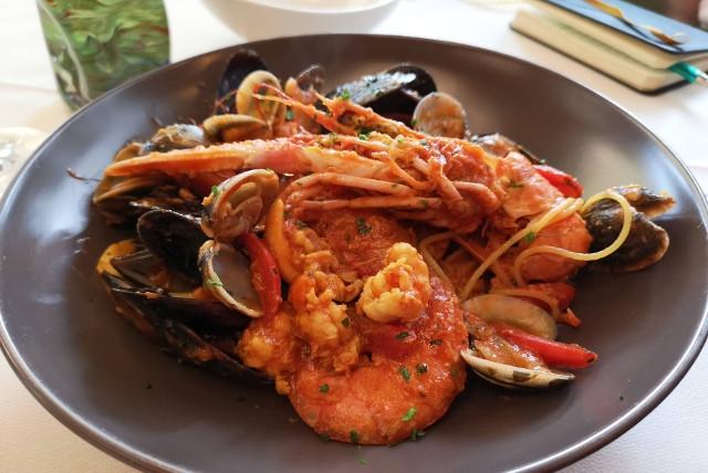 ristorante principessa venezia san marco panorama cibo veneziano veneto tradizionale cucina internazionale fegato alla veneziana pesce
