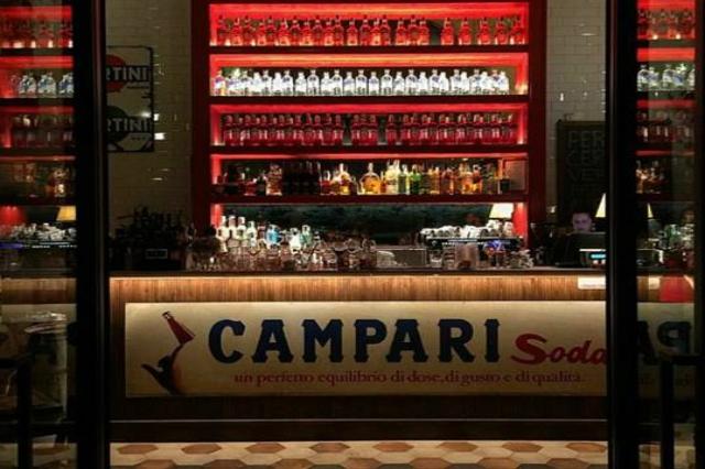 tira e molla cocktail bar aperitivi spritz cucina bistrot san giovanni villa fiorelli nuove aperture roma giugno 2017