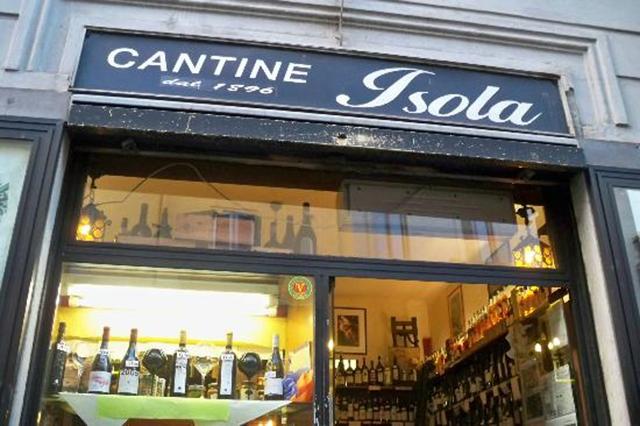 cantine isola wine bar milano