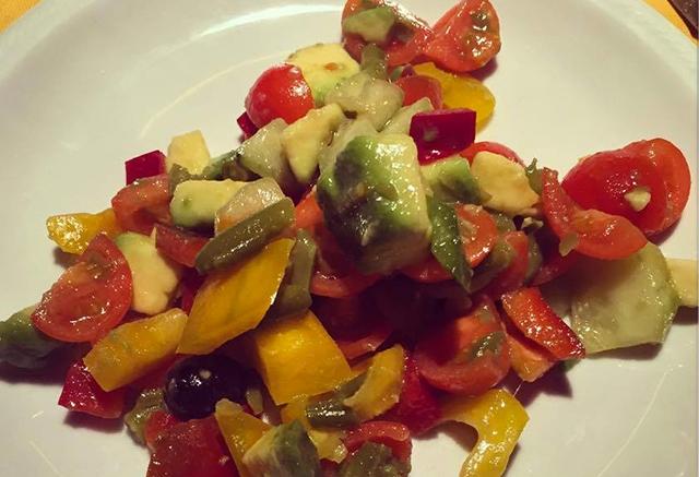 vegan fruttariano