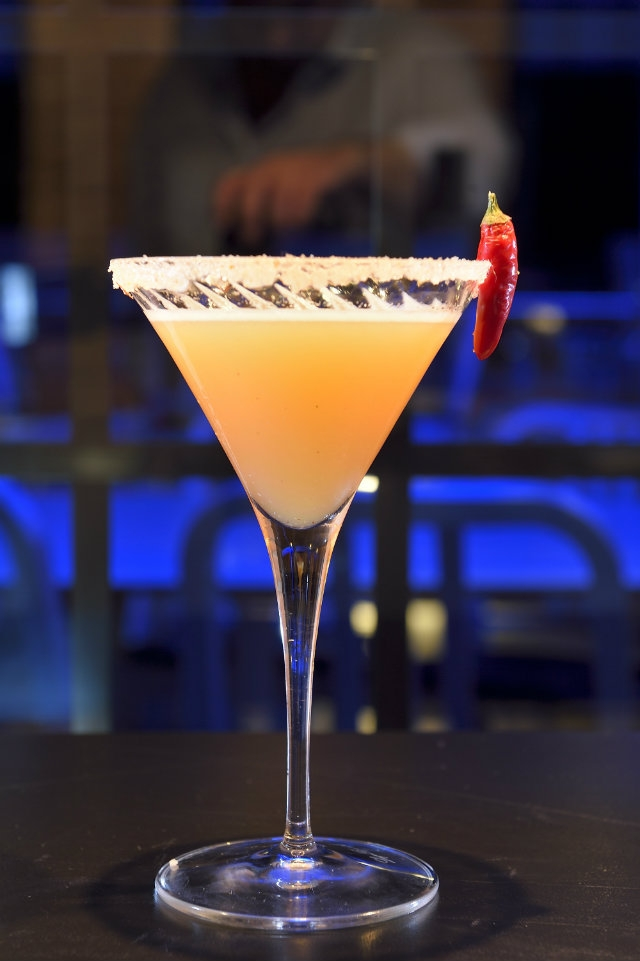 red hot chili pepper cocktail
