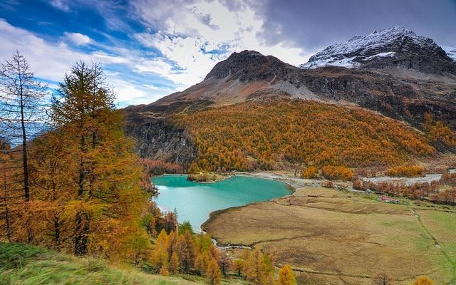 lago palù lombardia trekking