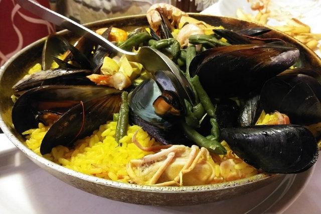 Cene Ghiotte Dove Mangiare La Paella In Veneto Proprio Come In Spagna