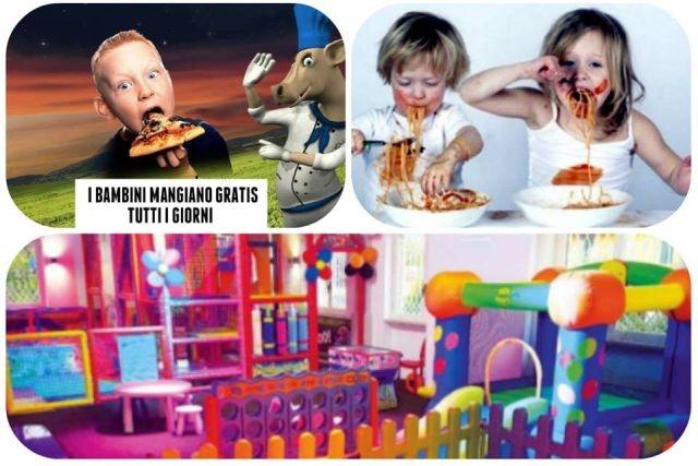 ristoranti per bambini a roma mucca pazza