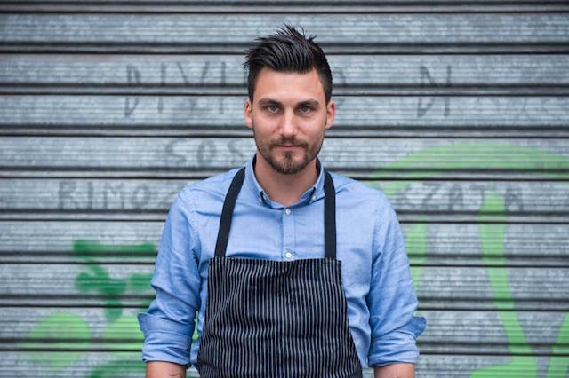 i crediti sono di giovanni rasoti, la foto mi è stata data dallo chef simone cipriani dell'essenziale  giovani chef a firenze