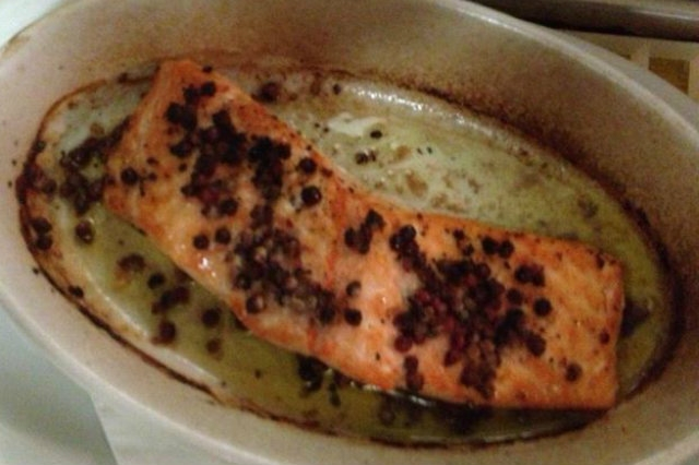 Ho mangiato pesce in modo diverso ecco dove a roma for Mangiare tipico a roma