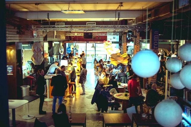 caffe letterario, festa laurea