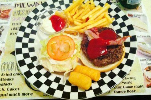 hamburger monza