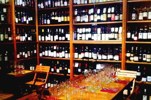 angolo divino enoteca vini naturali a roma aperitivo etichette migliori locali