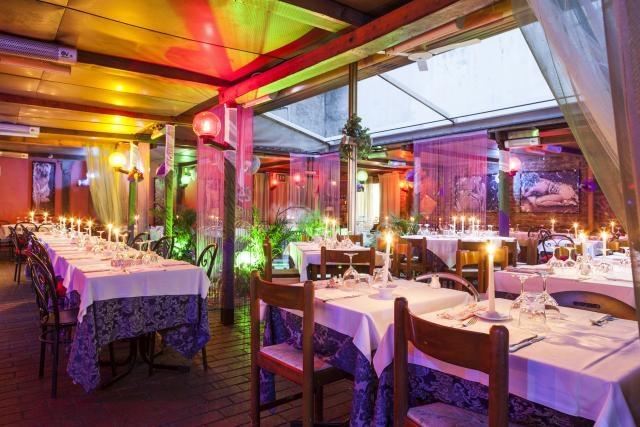 I locali dove mangiare all aperto anche d inverno a milano - Trattoria con giardino milano ...