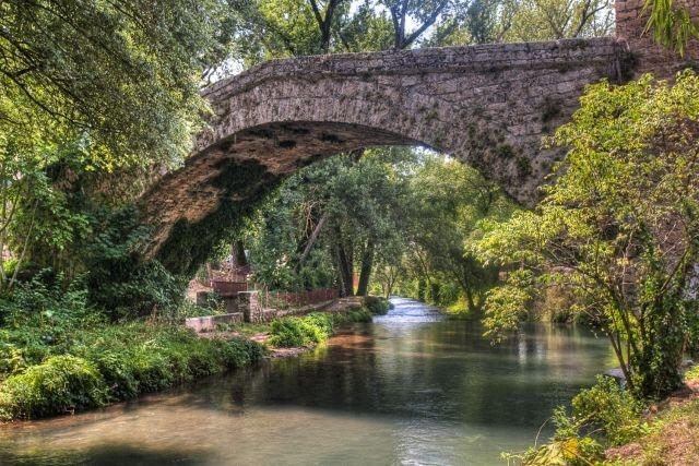 posti magici vicino roma subiaco monte livata