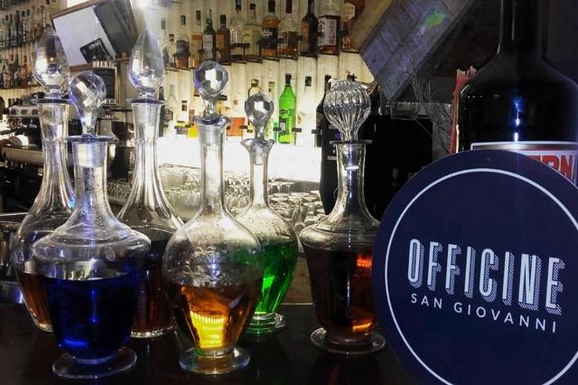 officine san giovanni roma migliori cocktail bar di san giovanni miscelazione cocktail drink