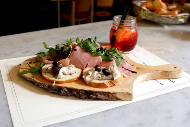 fermento norcineria aperitivo roma miniguida migliori norcinerie di roma salumi affettati degustazione prati