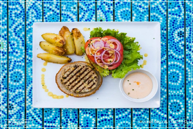 bond fish burger