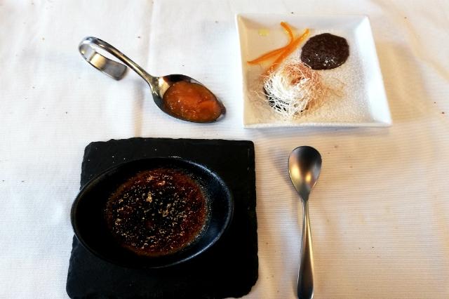 la colazione dessert host restaurant roma fiumicino alessandro capponi